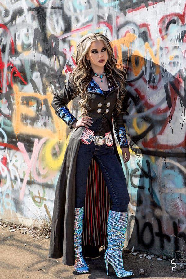 Brandi Michelle RFD TV The American Rodeo Cowgirl Magazine