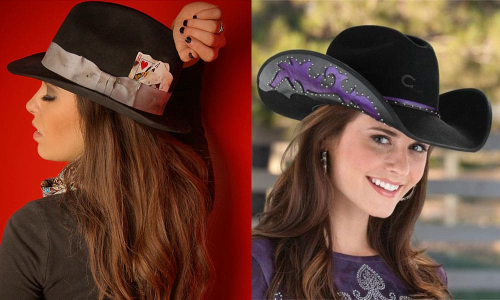 charlie 1 horse cowgirl magazine hat hats transformation hat transformation