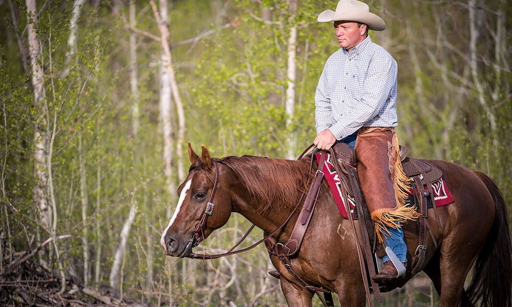 weaver leather horse tack cowgirl magazine