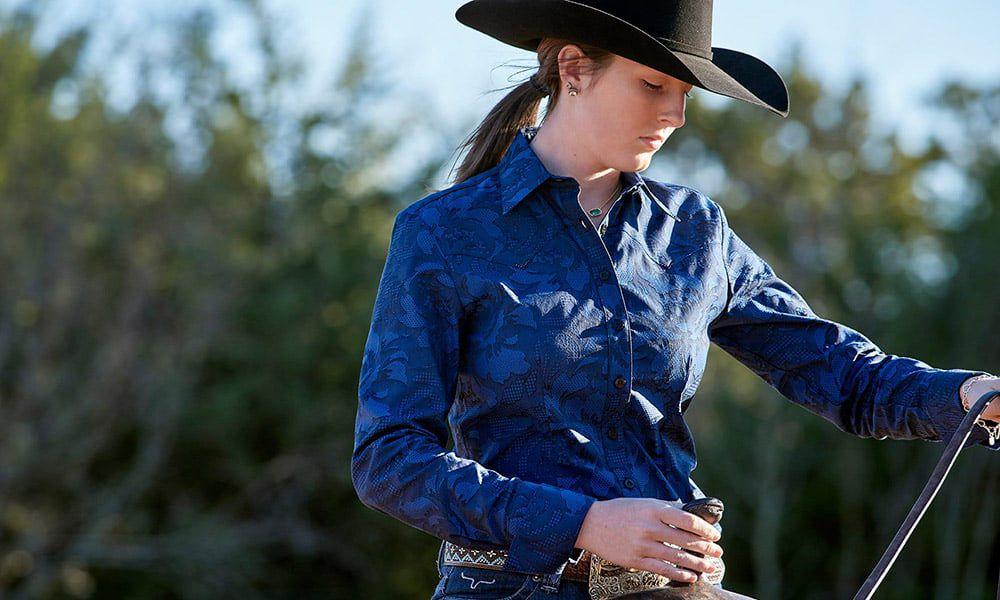 CR Ranchwear Horse Show Shirts Cowgirl Magazine