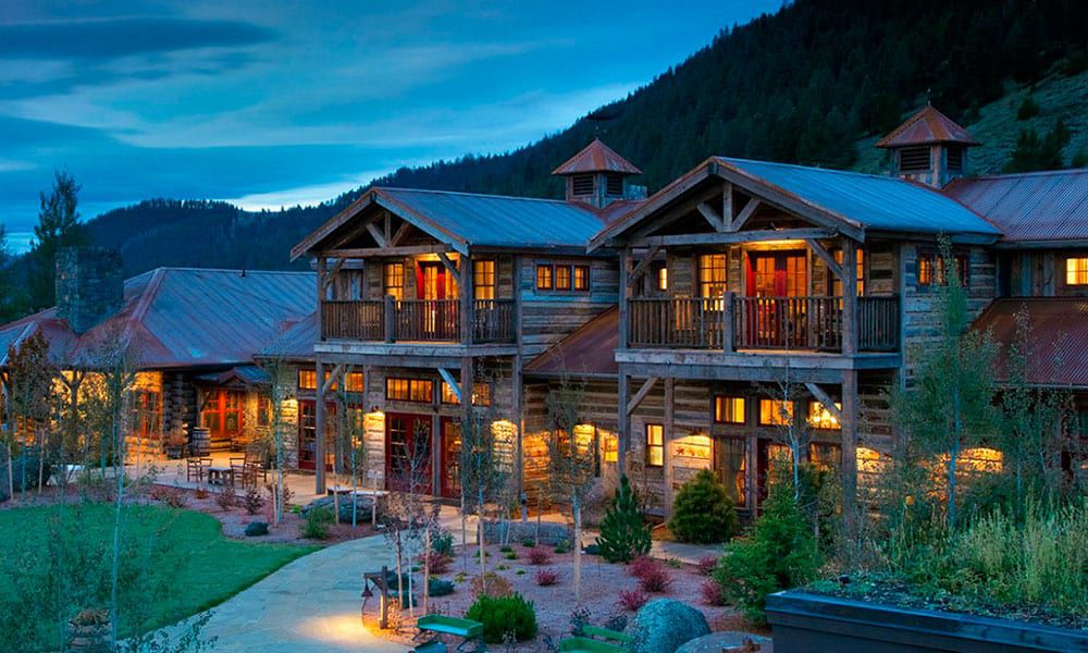 The Ranch At Rock Creek Lodge Cowgirl Magazine
