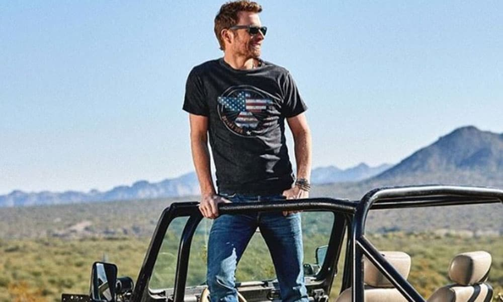 Dierks Bentley New Clothing Line Cowgirl Magazine