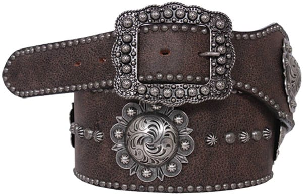 Double J Saddlery Belt Cowgirl Magazine