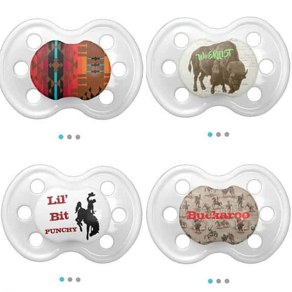 the punchy peyote pacifiers pacifier cowgirl magazine