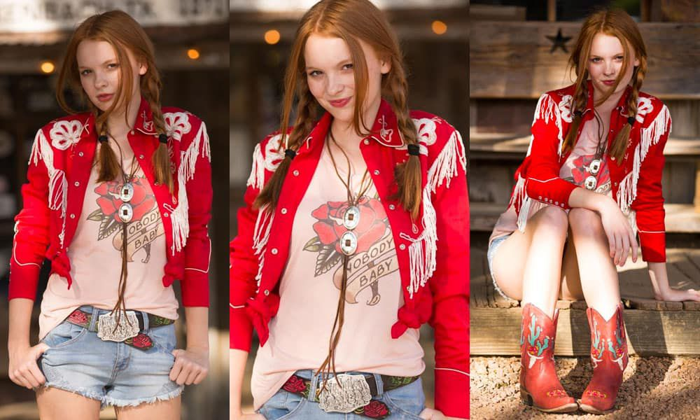 junk gypsy outfit cowgirl magazine