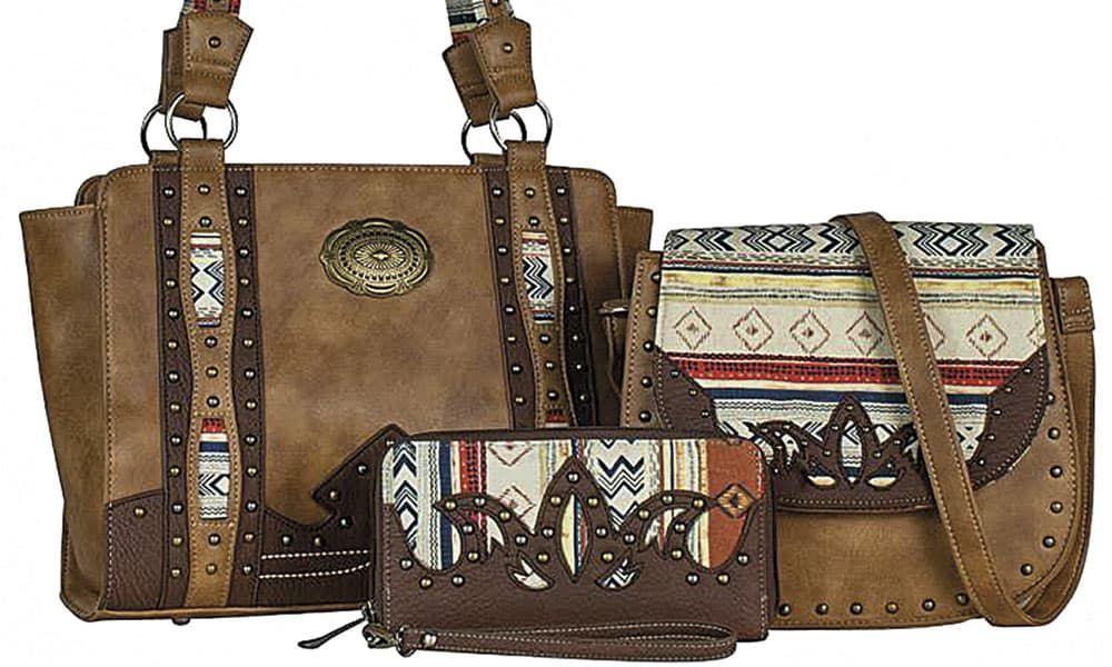 Justin Tony Lama Trenditions Handbags Cowgirl Magazine