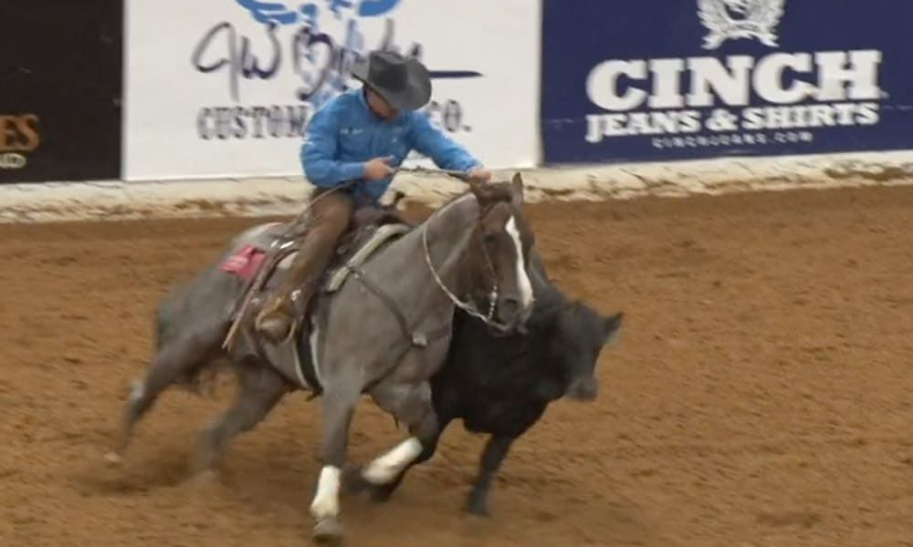 Kelby Phillips Hickory Holly Time Cowgirl Magazine