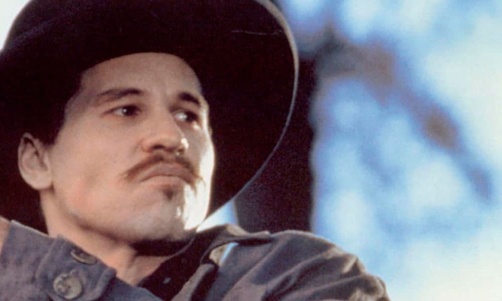 On Screen Cowboy Val Kilmer Doc Holliday Cowgirl Magazine