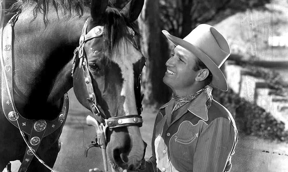 On Screen Cowboy Gene Autry Cowgirl Magazine