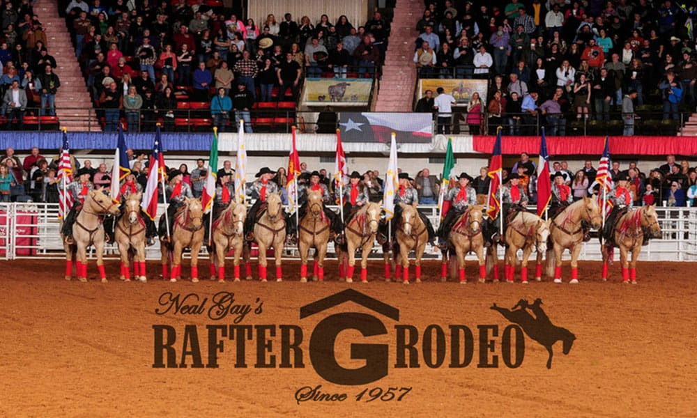 neal gay rafter g rodeo cowgirl magazine
