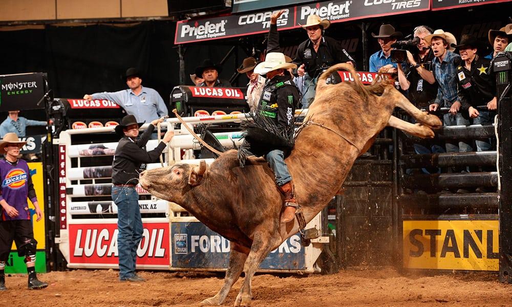 PBR High School Rodeo Bull Riding Cowgirl Magazine