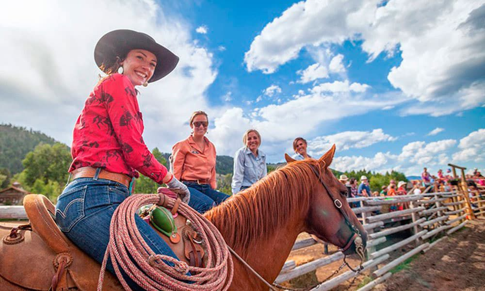 The Ranch At Rock Creek Cowgirls Cowgirl Magazine