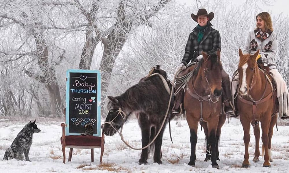 Saddle Bronc Rider Zeke Thurston WNFR Cowgirl Magazine