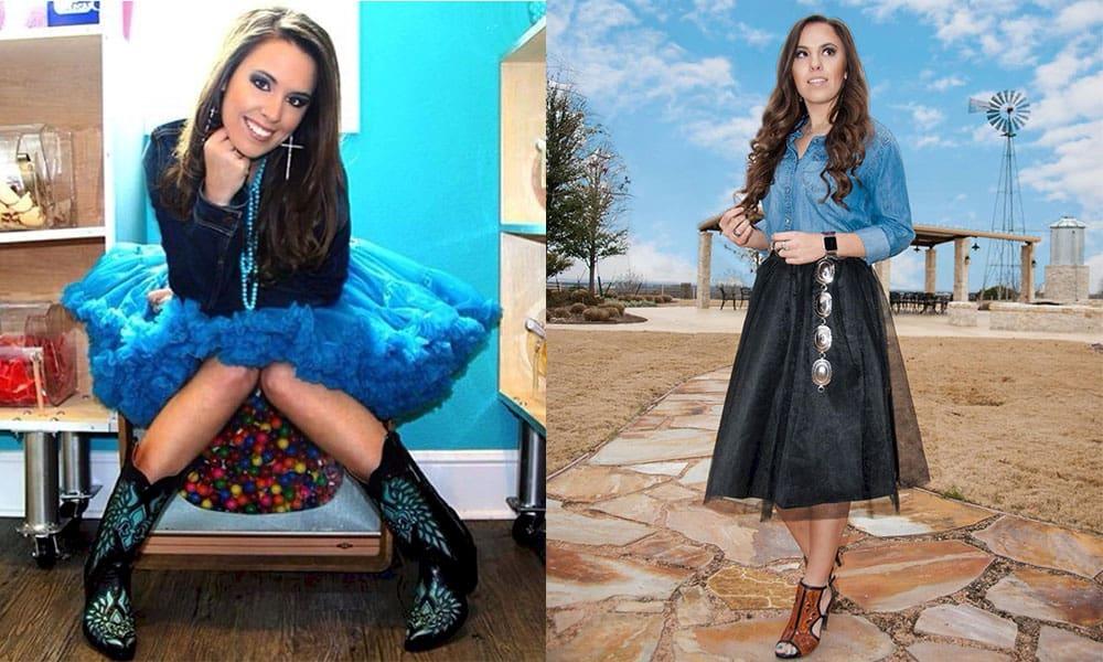 tutu pettiskirt petticoat cowgirl magazine