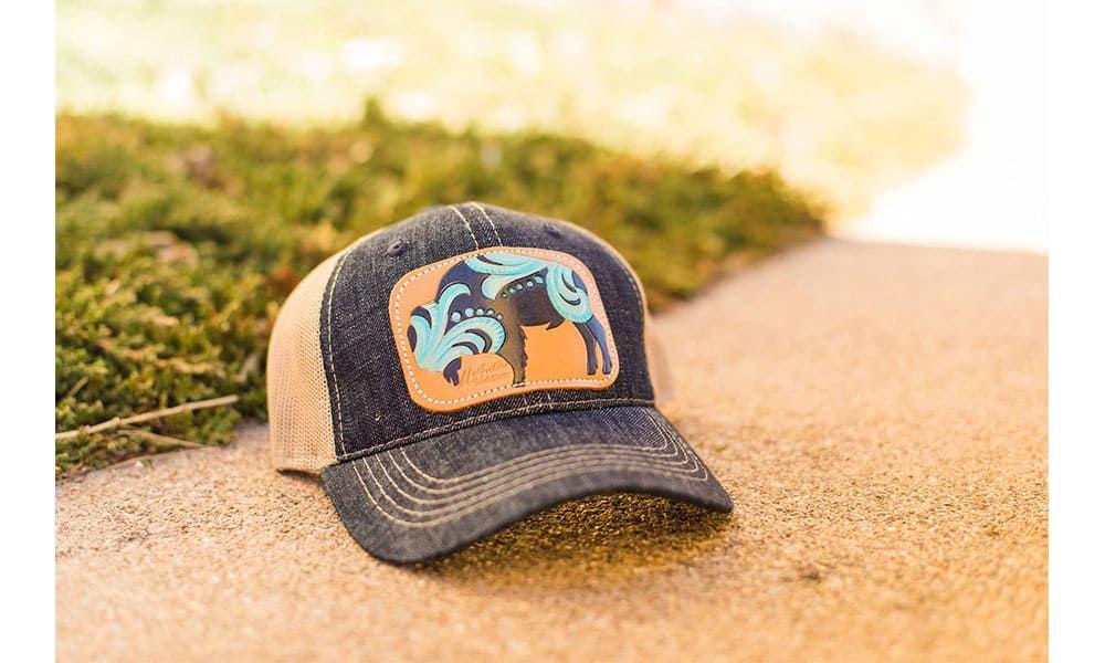 mcintire saddlery new line hat cap cowgirl magazine spring