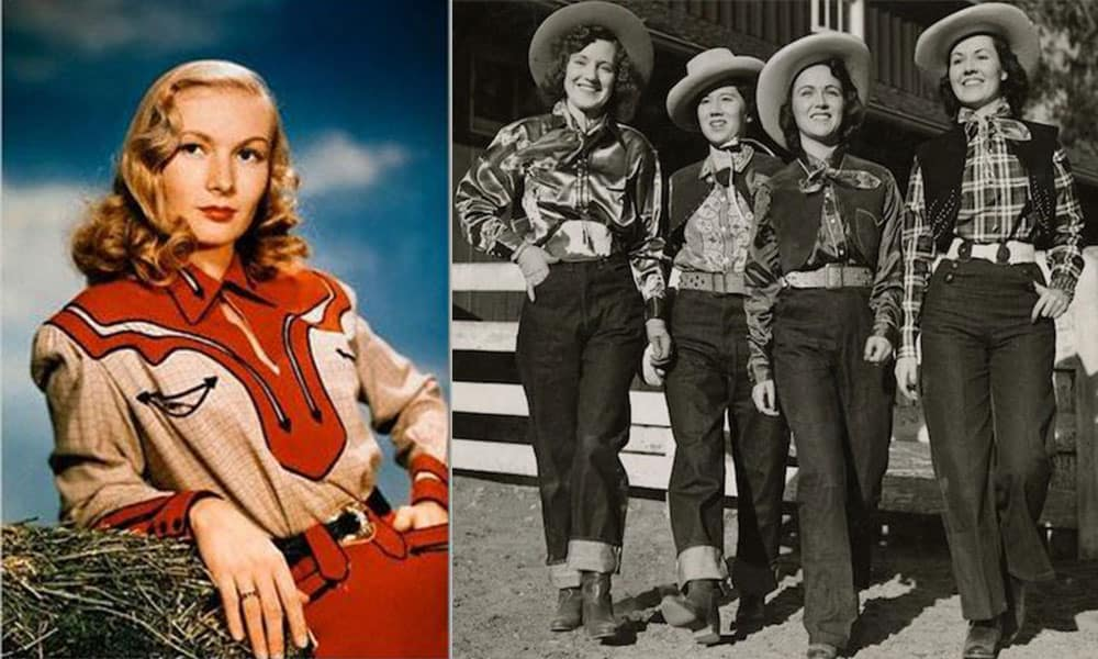 evolution of western fashion cowgirl magazine west desperado stylishly tryan cowgirl magazine