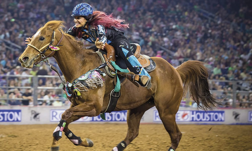 Fallon Taylor Barrel Racer Cowgirl Magazine