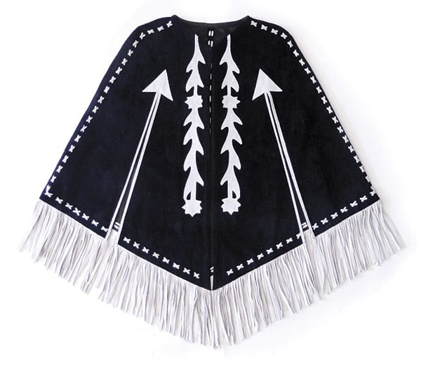 Black White Tribal Fashion Cowgirl Magazine