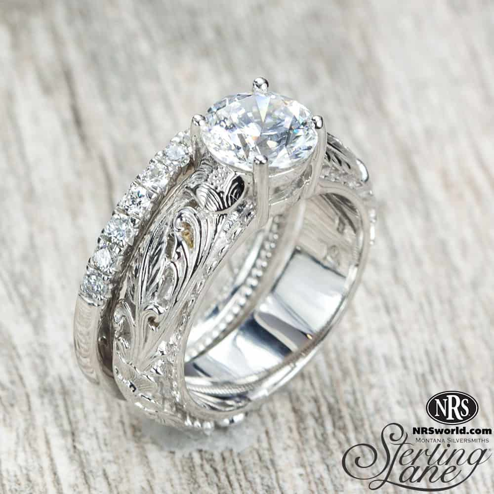will magazine sterling your ring heart steal silversmiths wedding lane silversmith jewelry cowgirl rings montana