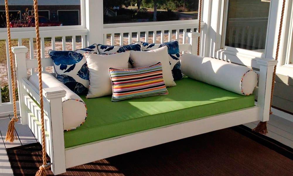Porch Swings Cowgirl Magazine Custom Carolina Hanging Beds