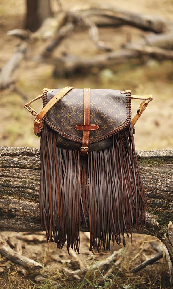 Vintage Boho Bags Cowgirl Magazine