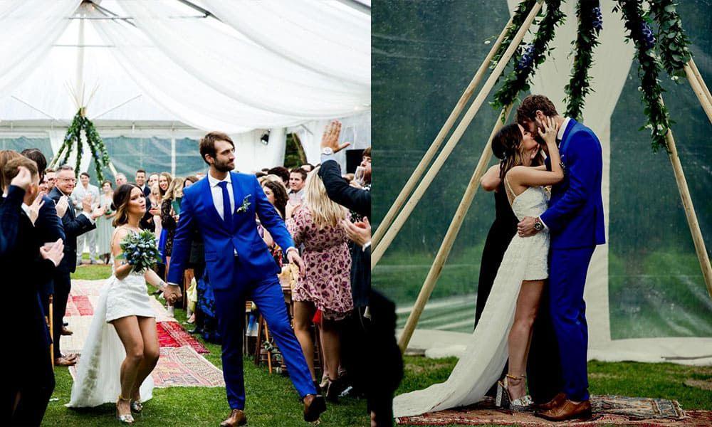 maren morris wedding cowgirl wedding bride bridal cowgirl magazine