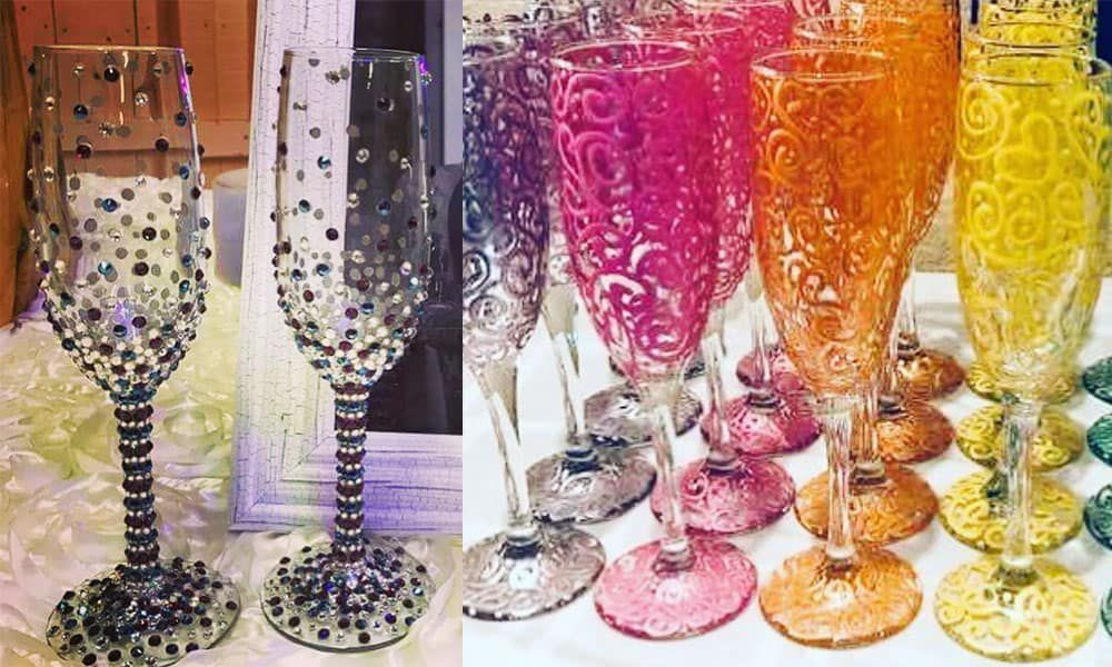 clinkers unlimited champagne campaign wedding toast cowgirl magazine