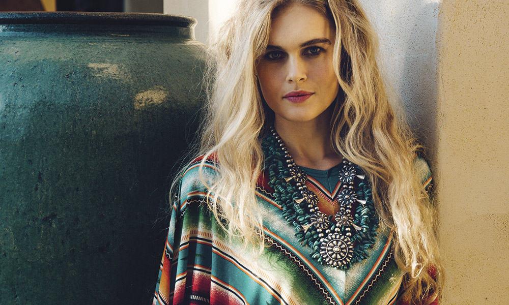 Serape Fashion Cowgirl Magazine Double D Ranchwear