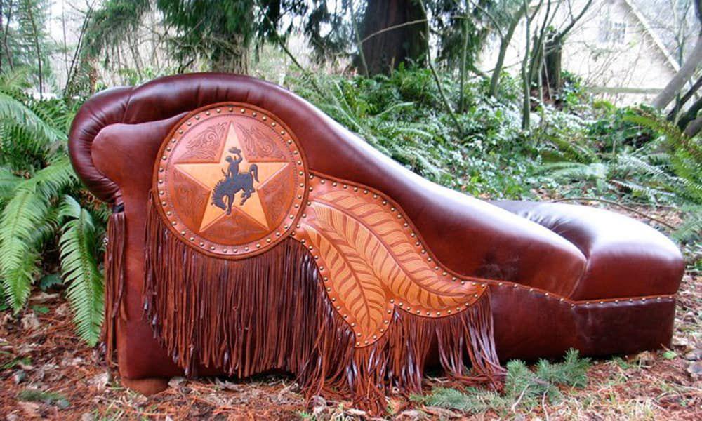 Ernie Apodaca Western Furniture Lounge Cowgirl Magazine