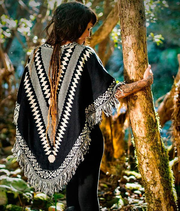 Black White Tribal Fashion Cowgirl Magazine