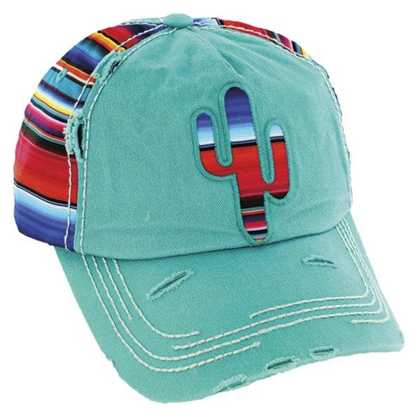 Serape Fashion Cowgirl Magazine Hats