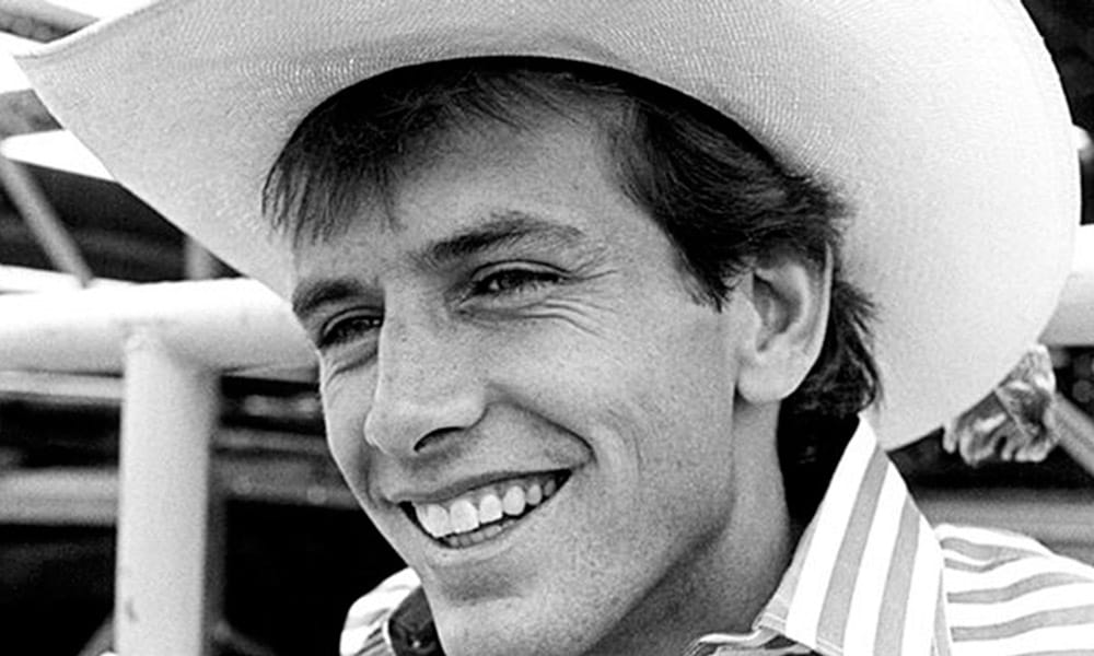 Lane Frost Cowboy Bull Rider 1987 WNFR Bull Riding World Champion Cowgirl Magazine