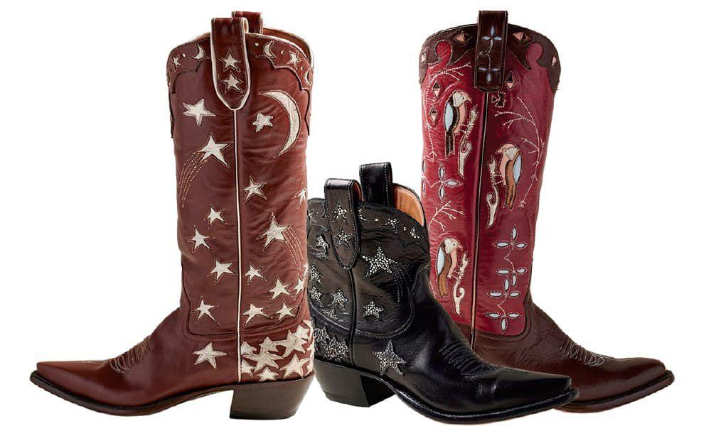Miron Crosby Cowboy Boots Cowgirl Magazine
