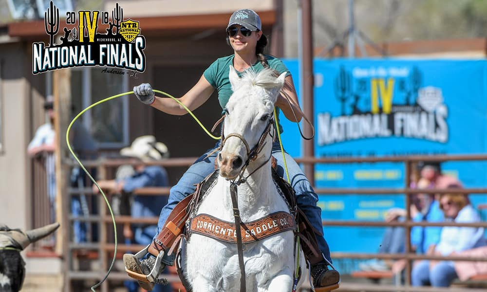 Team Roping Finals Rancho Rio Wickenburg Arizona Cowgirl Magazine