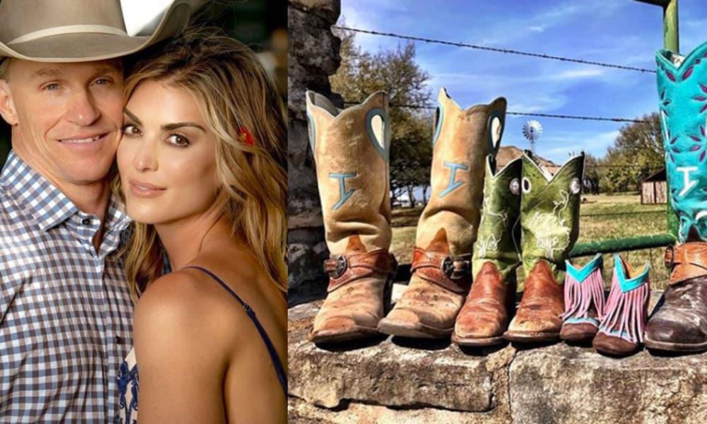 Paige Duke Ty Murray Cowboy Pregnancy Announcement Cowgirl Magazine