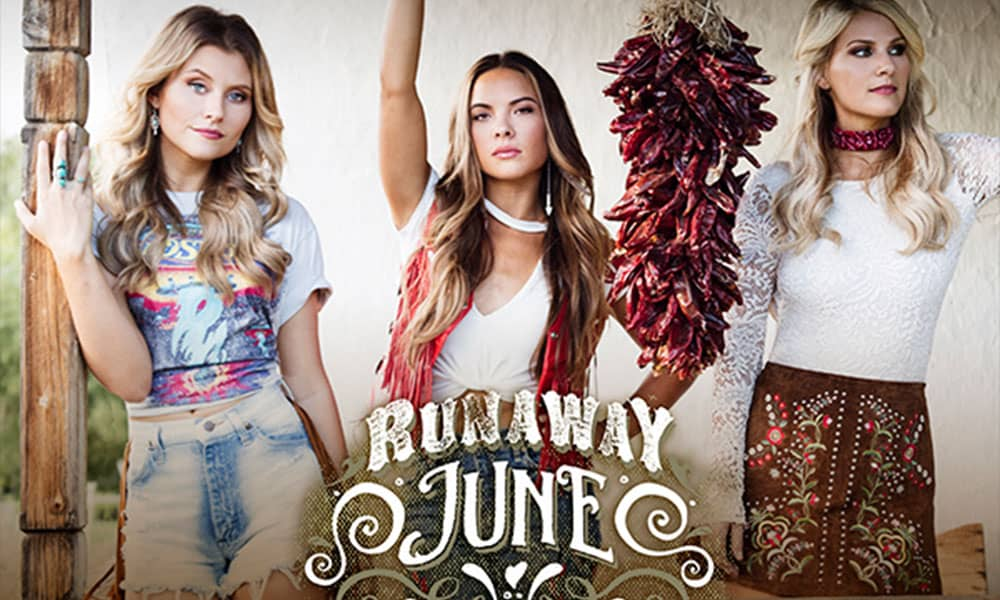 runaway june the american rodeo rfd-tv's the american cowgirl magazine