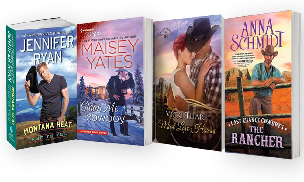 Romance Out West Novels Cowgirl Magazine