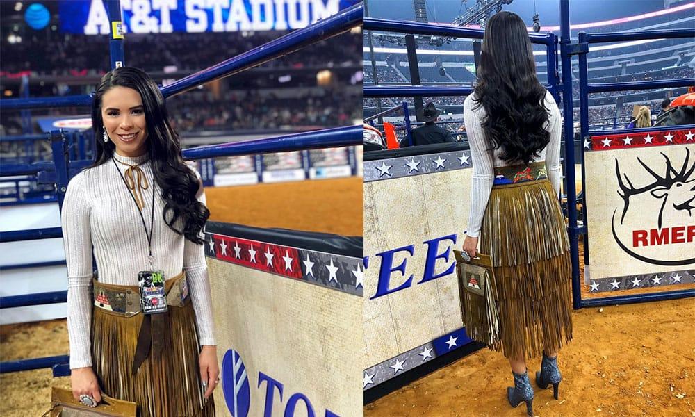 soni clifford fashion posse fringe Bobbi Palczewski Purses cowgirl magazine western fashion