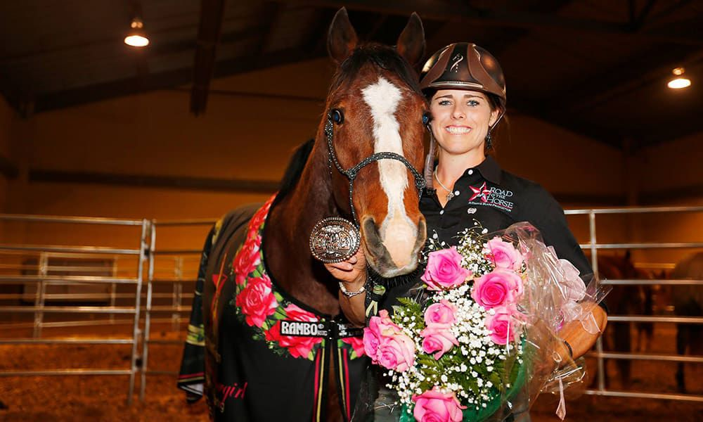 Vicki Wilson Road To The Horse Equestrian Horse Competition Cowgirl Magazine