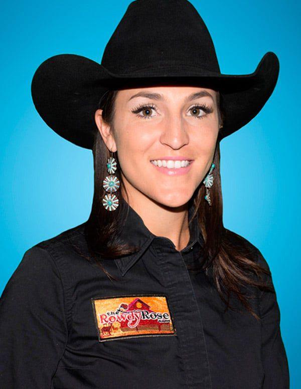 WCRA Showdown Helldorado Days Barrel Racers Sydni Blanchard Cowgirl Magazine