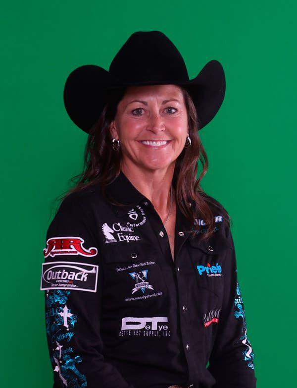 WCRA Showdown Helldorado Days Barrel Racers Lisa Lockhart Cowgirl Magazine