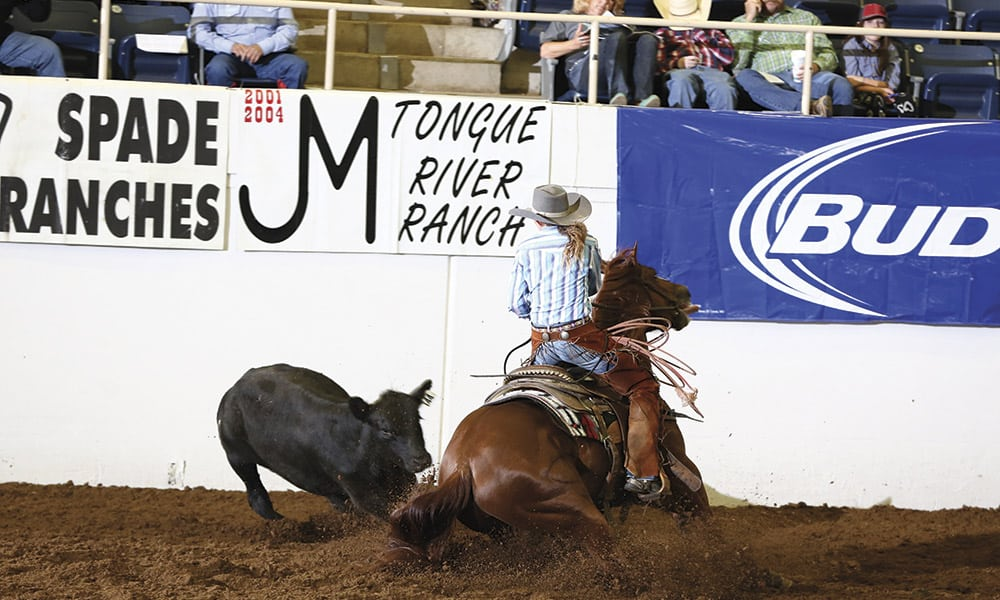 Ranch Horse World Finals Cowgirl Magazine