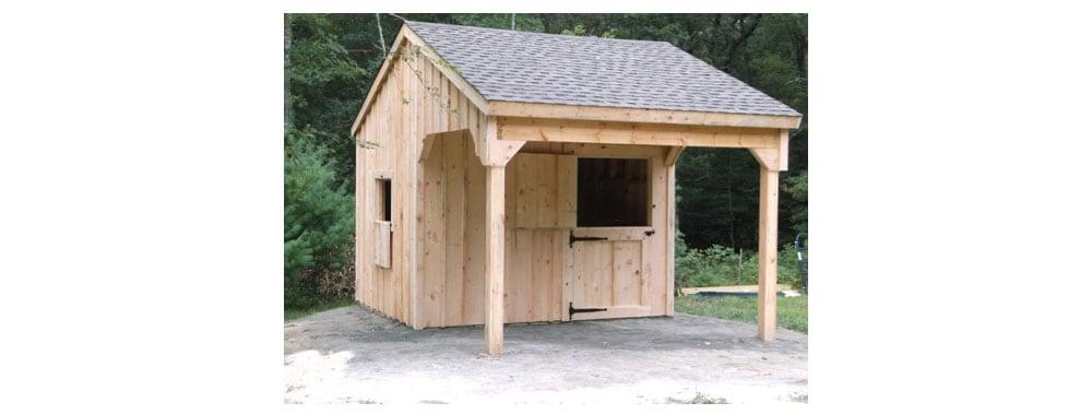 """Cowgirl Magazine"" - Small Barns"