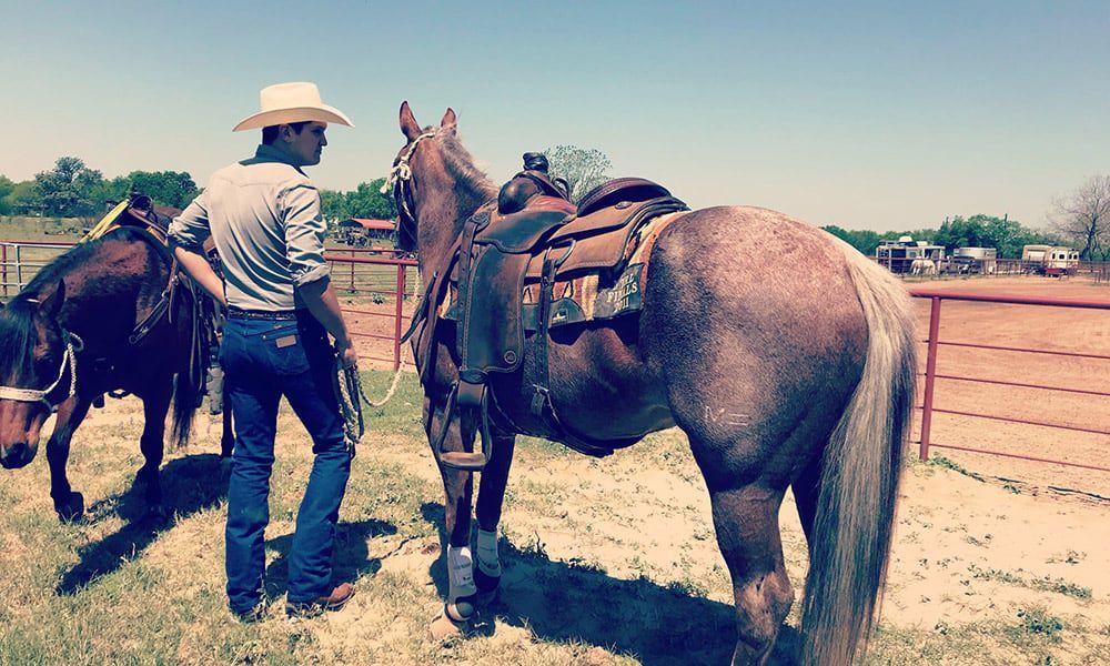 Jon Pardi Country Singer Cowboy Horses Cowgirl Magazine