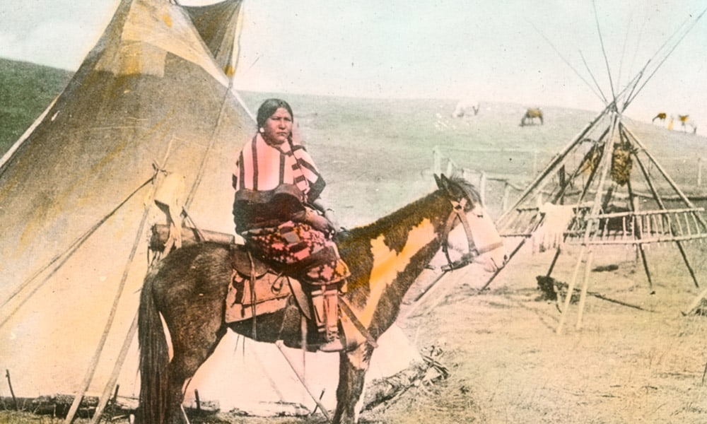 Kitsipimi Otunna Wild Women Cowgirl Magazine