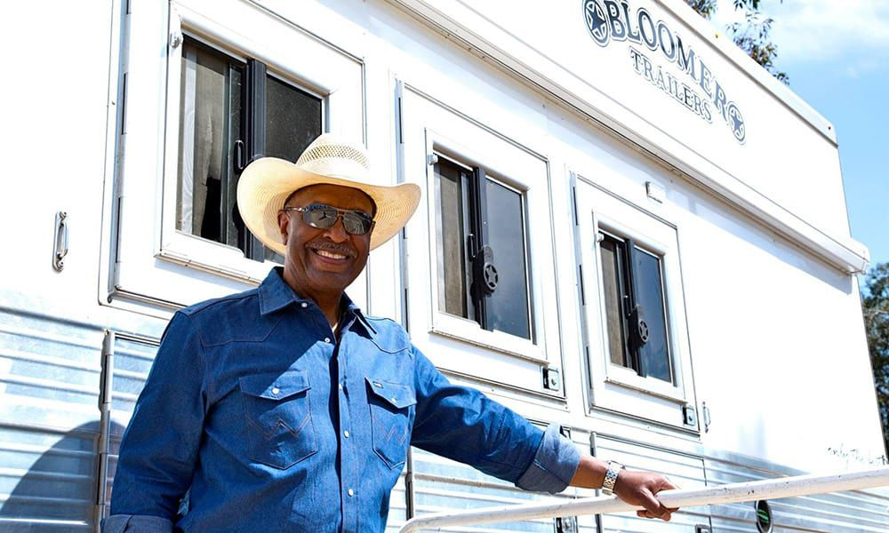 James pickens jr grey's anatomy cowboy dr. webber Richard webber cowgirl magazine wrangler network