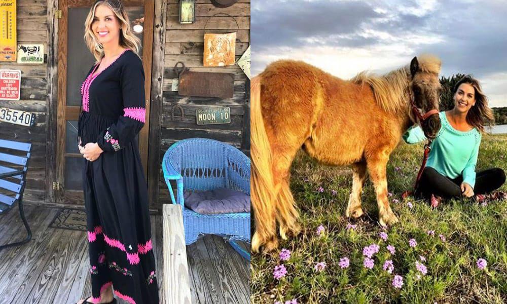 Paige Duke Murray Pregnancy Cowgirl Magazine