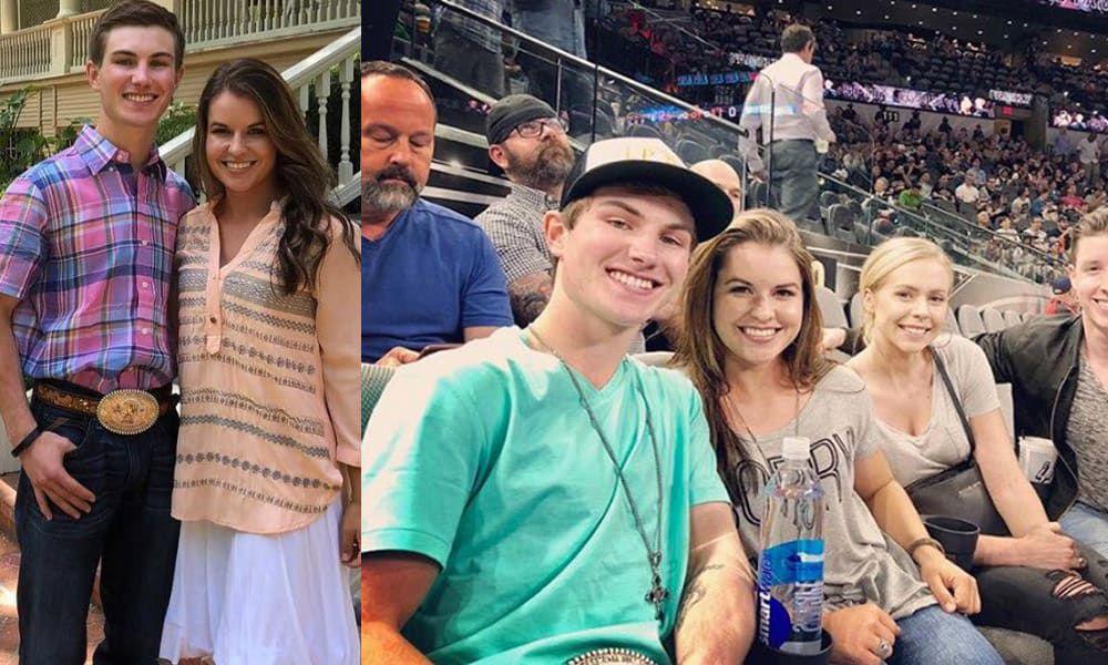Jess Lockwood Hailey Kinsel Rodeo Stars Dating Cowgirl Magazine