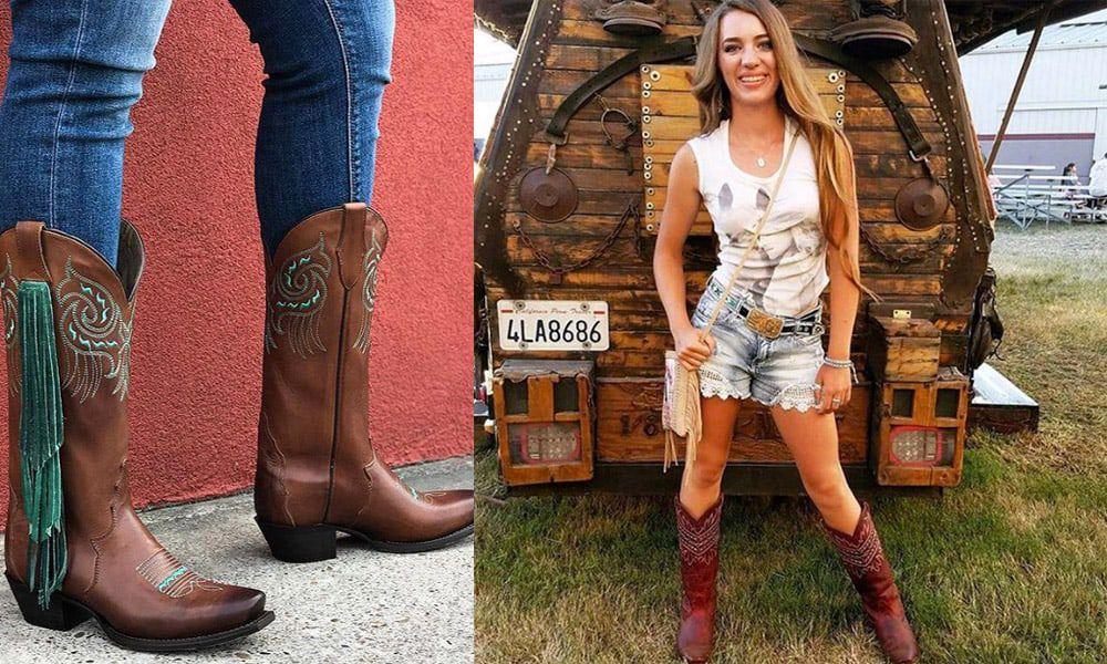 Tony Lama Boots Cowgirl Magazine