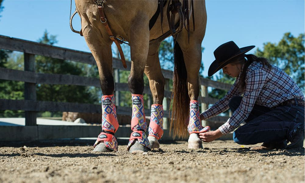 WeaverProdigy®Patterned Athletic Boots in Aztec